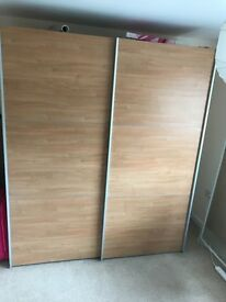 Double Wardrobes (Hygena)