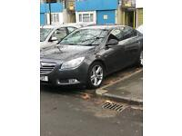 NEW SHAPE VAUXHALL INSIGNIA AUTOMOTIC - SAT NAV- M.O.T- CHEAP ON INSURANCE - BEST CAR FOR BEST PRICE