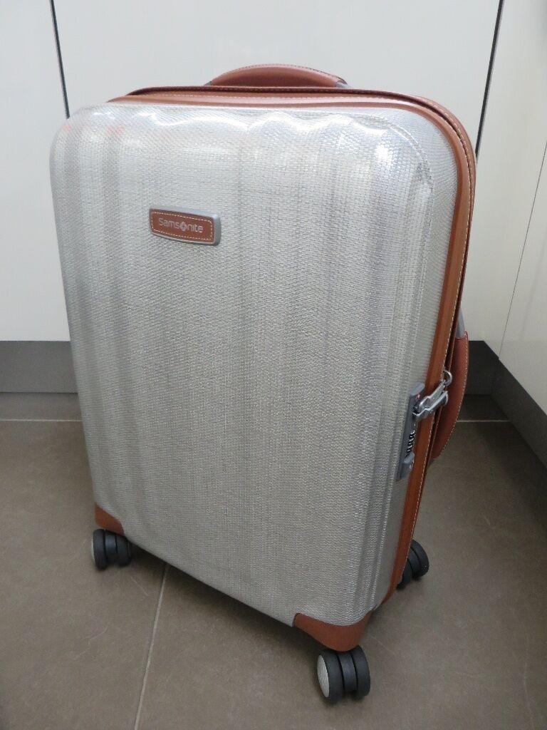 Further reduced samsonite lite cube dlx luxury cabin for Samsonite cabin luggage
