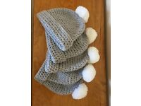 Warmivy handmade crochet Hats.