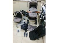 Silvercross limuted edition 'Chelsea' Travel System