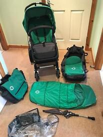 Bugaboo cameleon 2 with accesories Good used conditions