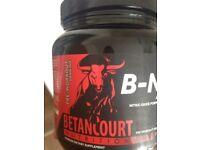 B-Nox Pre Workout Strawberry Lemonade flavour