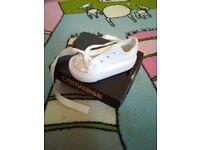 Selection baby designer footwear