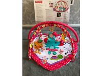 Fisher price sweetheart sensory gym