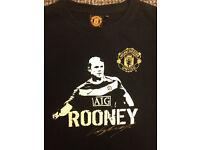 Manchaster United Rooney T-shirt