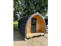 Glamping pod, summer house, home office, man cave
