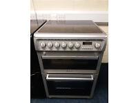 £190 Hotpoint 60cm Cooker - 12 Months Warranty