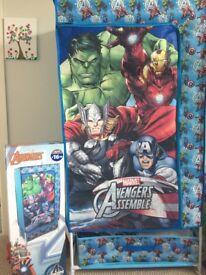 Marvel Avengers wardrobe