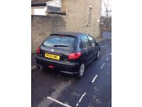 Peugeot 206 1.4 Lovely car