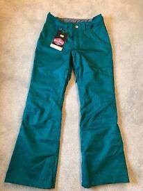 Brand new-Bonfire snowboard / ski trousers M