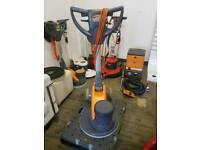 Taski floor polisher