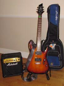 Blackhawk Electric Guitar Kit