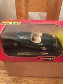 Jaguar xk120 roadster 1948 model