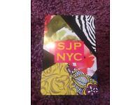 Sarah Jessica Parker NYC perfume