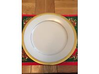 Boots imperial Gold - 6 x Dinner Plates