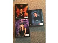 BUFFY SEASON 5&6 and ANGEL SEASON 1