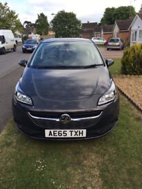 Immaculate 65 plate Vauxhall corsa