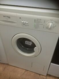 Tricity bendix washing machine can deliver and install £75