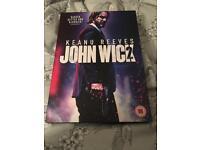 John Wick 2 - DVD- used