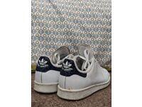 d507225d9 Navy blue Adidas Originals  Stand Smith  UK Size 5.5
