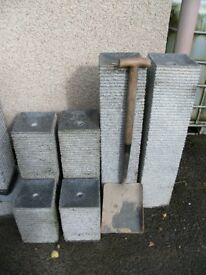 Granite Water Feature - 6 pieces