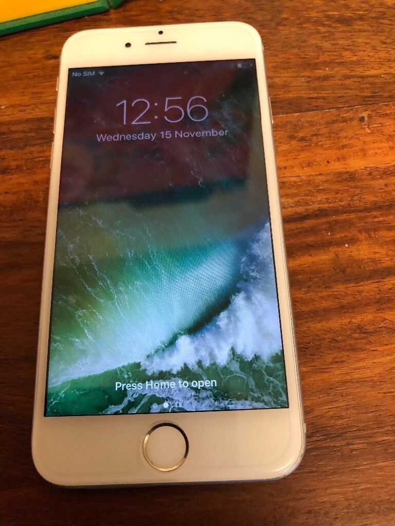 iPhone 6 on o2 / Tesco / Giff gaff / sky