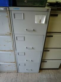 Selection of cheap 4 drawer filing cabinets