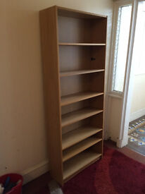 Ikea Billy Bookcase (wood effect) Great Condition 202 x 80 x 28