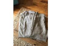 3 x men's trousers