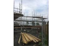 Scaffolders needed for a weeks work