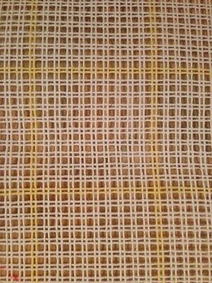 Brand New 4 HPI latch hook rug making canvas 67cm X 67cm