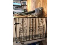 Cast iron garden/walkway gate for sale