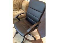 Swivel armchair from IKEA