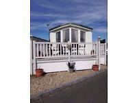Caravan to rent, Trecco Bay, Porthcawl