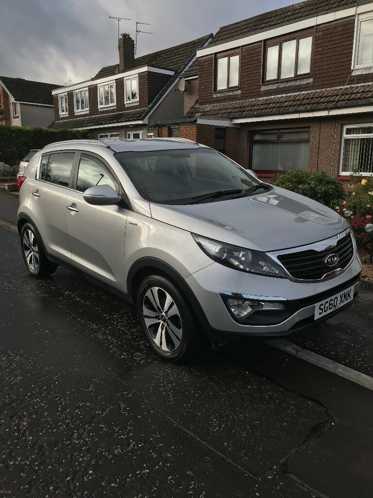 Kia Sportage 2.0 Lt CRDI Special First Edition 5 Door Manual (reg ...