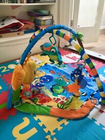 Baby Einstein musical Rhythm Of The Reef play gym