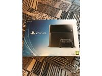 PlayStation 4 - 500GB - 6 Games