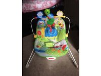 "Baby bouncer ""fisher-price """