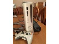 X-box 360 with extras