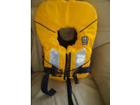 Life jackets Children Used once