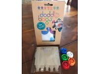 Reusable pouches for baby food