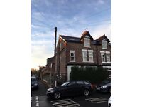 chorlton cum hardy - near beech road, great position. top floor self contained flat