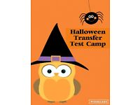 Tutor - Transfer Test Tutoring AQE / GL Halloween Intensive 5 Day Revision Camp