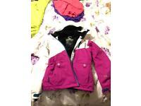 Girls 11 - 12 ski clothing