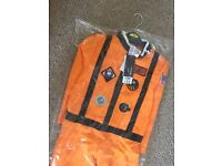 Kids astronaut dressing up outfit - new