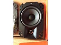 Jbl 6x4 speakers