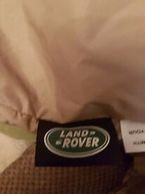 Land Rover Freelander 2 seat covers