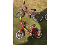 Free Kids Bikes