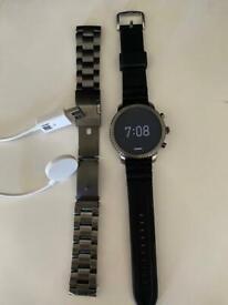 Fossil 3rd gen smart watch